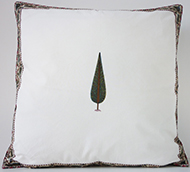 Cypress cushion